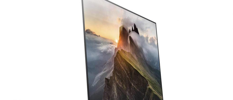 Sony BRAVIA OLED 4K HDR TVs, sound bars get pricing and release dates