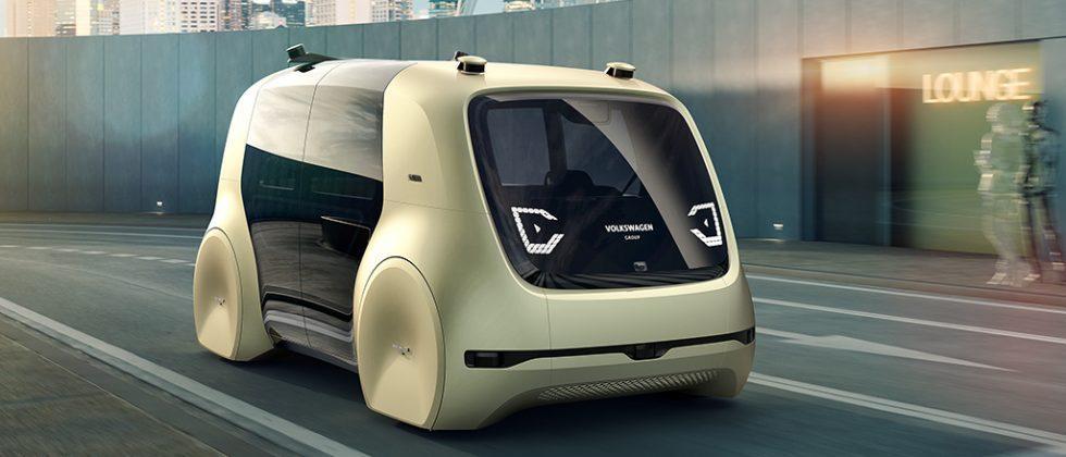 Volkswagen unveils Sedric, its fully autonomous concept car