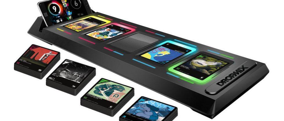 Harmonix unveils Dropmix, a music remix game with cards