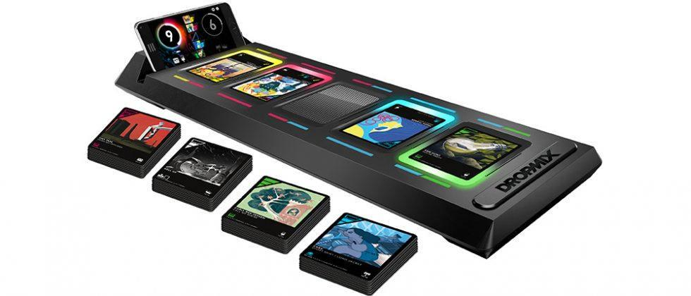 Hasbro and Harmonix DROPMIX music mixing game arrives in September