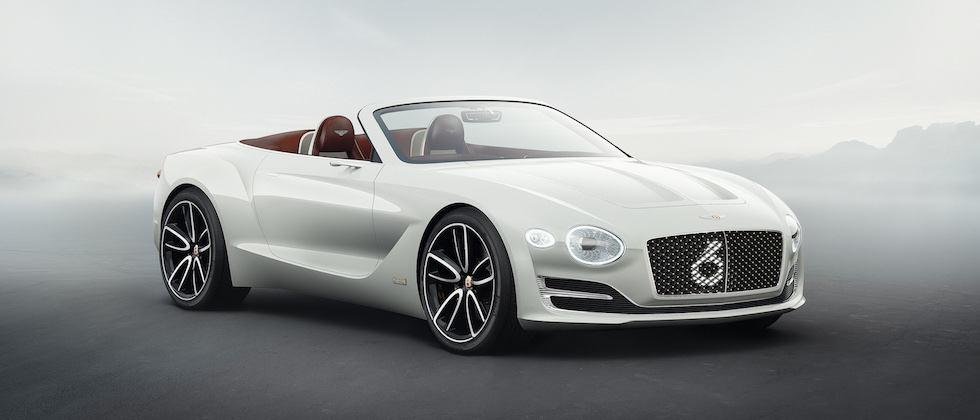 Stunning Bentley EXP 12 Speed 6e concept tests luxe-EV reception