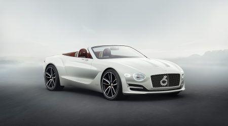 Bentley EXP 12 Speed 6e concept Gallery
