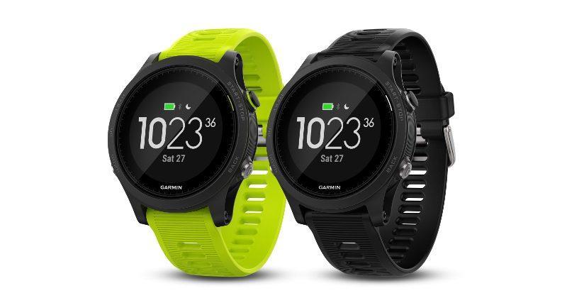 Garmin Forerunner 935 smartwatch helps athletes train smarter