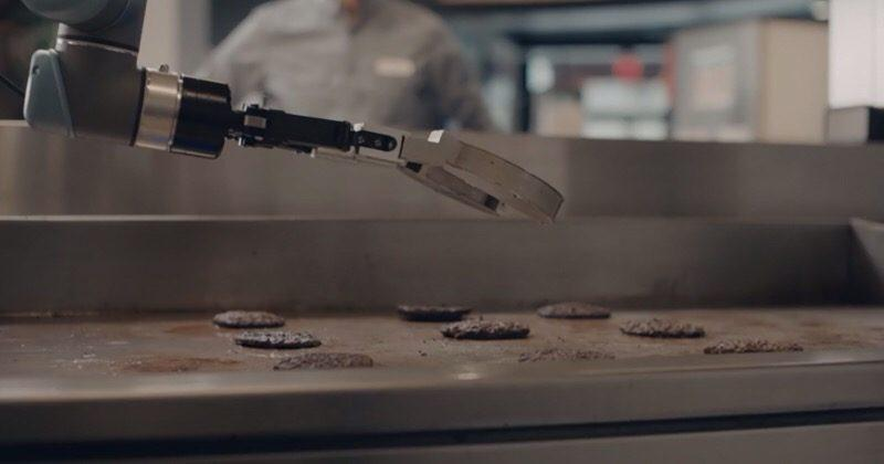 Miso Robotics' Flippy flips burgers, loves its job