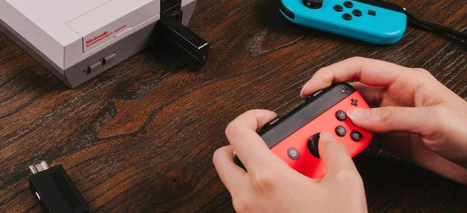 Now you can use Nintendo Switch Joy-Cons with the NES Classic