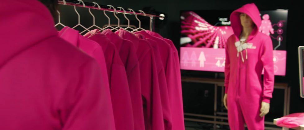 T-Mobile ONEsie is an amusing faux 'full body wearable'
