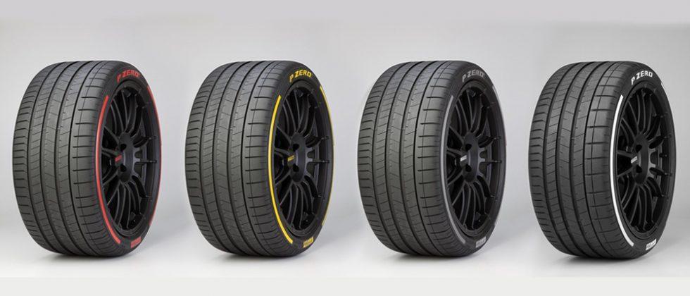 Pirelli smart tires give drivers details via internal sensor and app