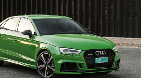 2018 Audi RS 3 gallery