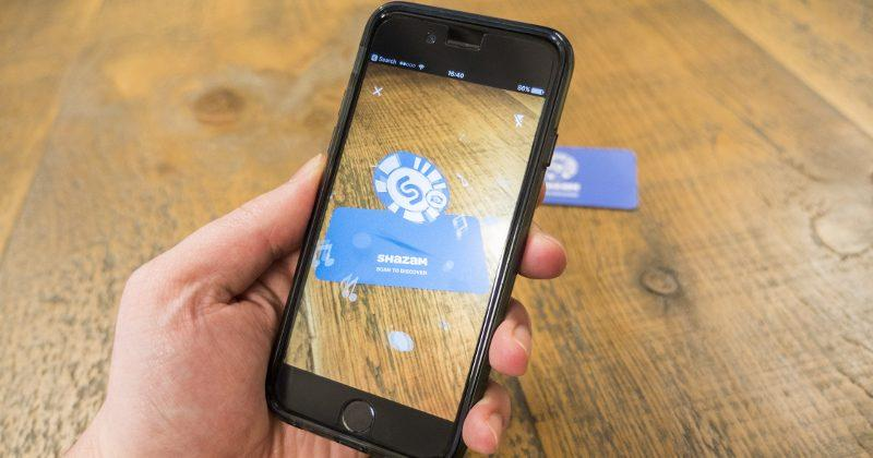 Shazam gets into the augmented reality game with liquor