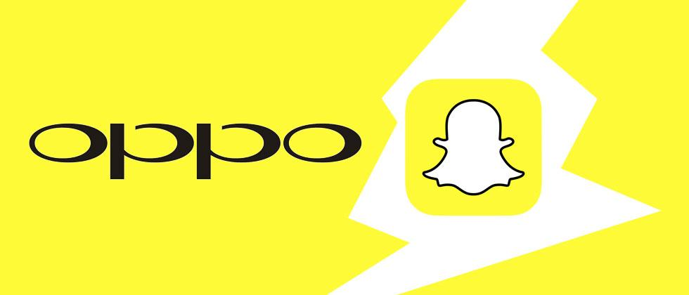 OPPO just made the ultimate Snapchat phone
