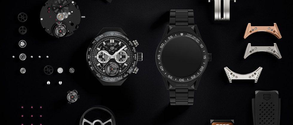 TAG Heuer Connected Modular 45 makes Android Wear high-end