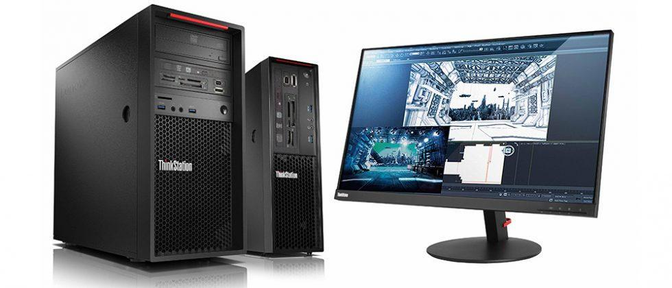Lenovo ThinkStation P320 is an entry-level VR-ready workstation