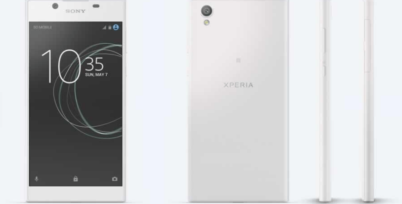 Sony debuts Xperia L1 with 5.5-inch display and Android Nougat