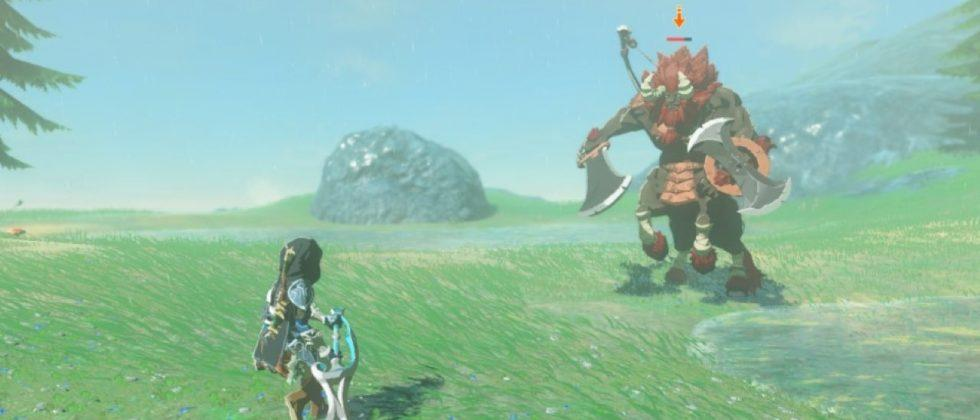 Zelda: Breath of the Wild update improves unstable frame rate