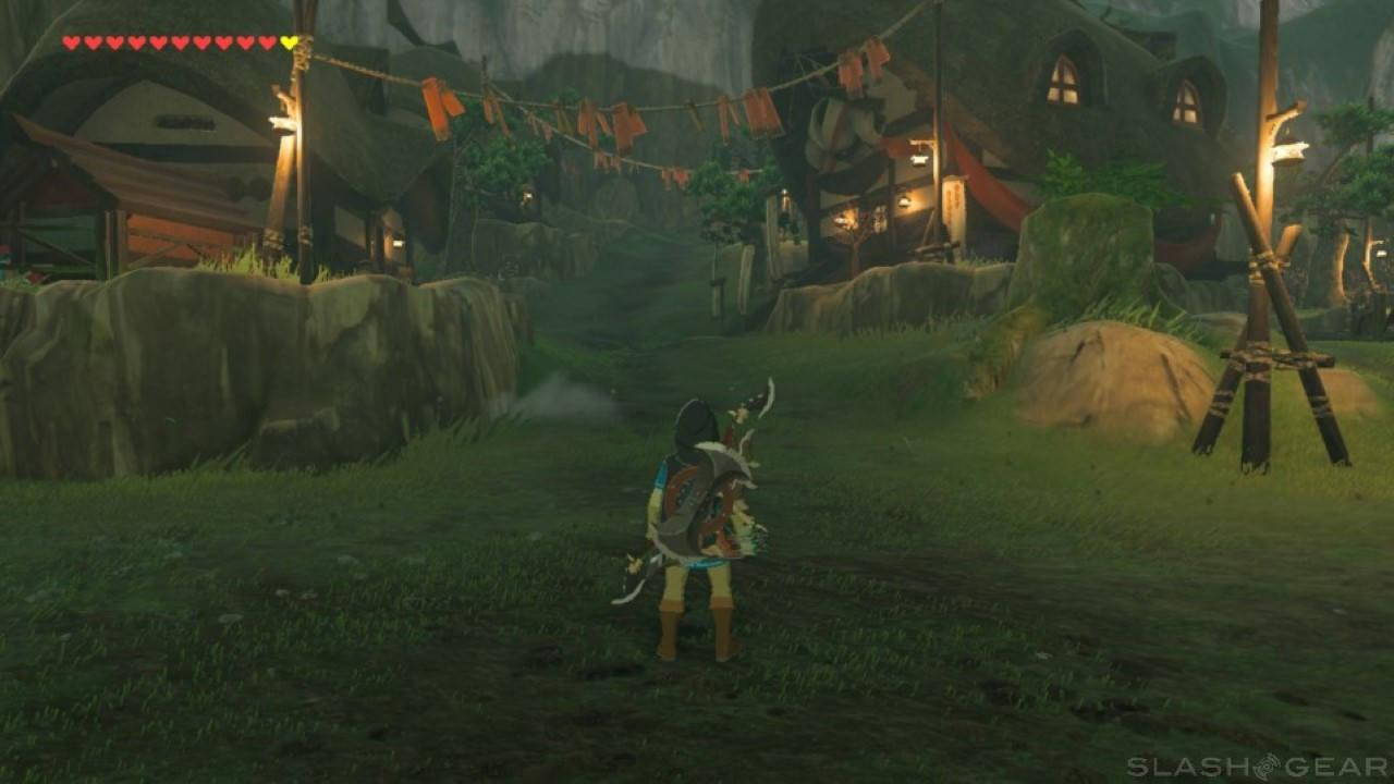The Legend of Zelda: Breath of the Wild review – The
