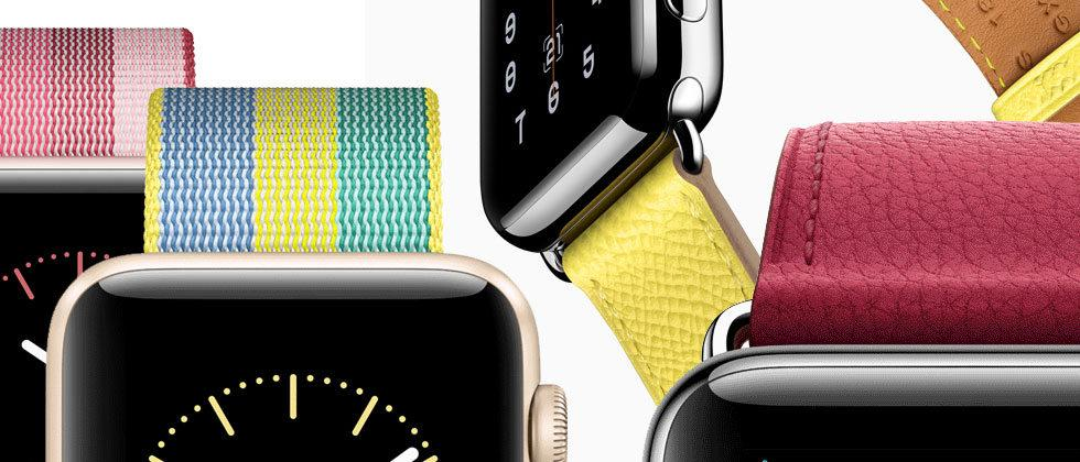 New Apple Watch bands collection releases additional colors, buckle design