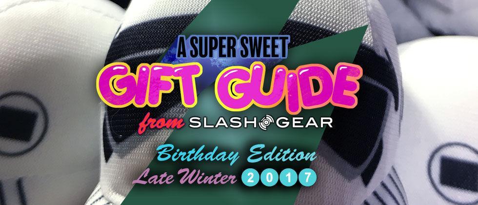SlashGear's Birthday Gift Ideas Guide [Late Winter 2017]
