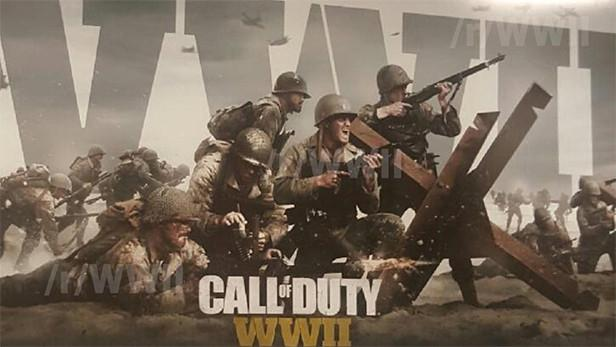 Call of Duty 2017: leaked images suggest return to WWII setting