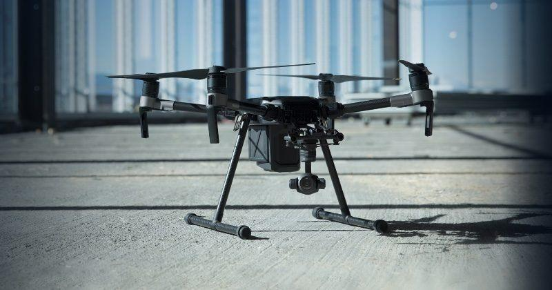 DJI challenges FAA's low-risk drone maximum weight limit