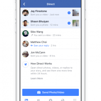 Facebook Stories update: app basically becomes Snapchat