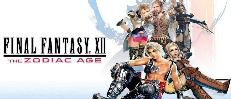 Final Fantasy 12: The Zodiac Age is getting a $200 special edition
