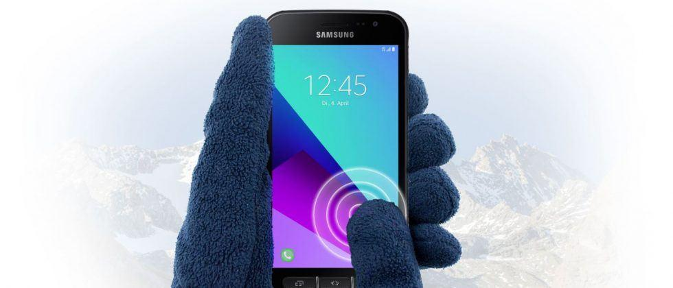 Galaxy Xcover 4 offers up rugged design in April