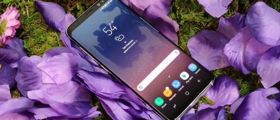 Samsung Galaxy S8 facial recognition security is easily fooled