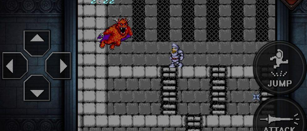 Ghosts 'n Goblins brings blistering difficulty to iOS and Android [Download]