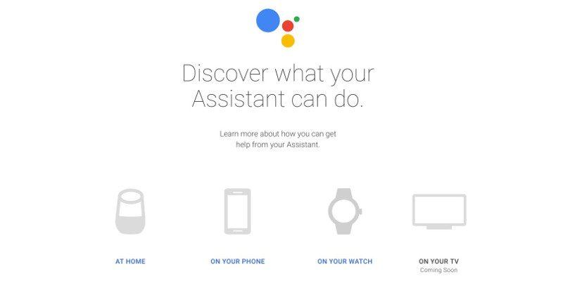Google Assistant isn't heading to tablets any time soon