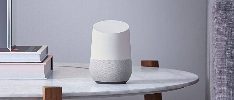 Google Home and Google WiFi land in UK next month