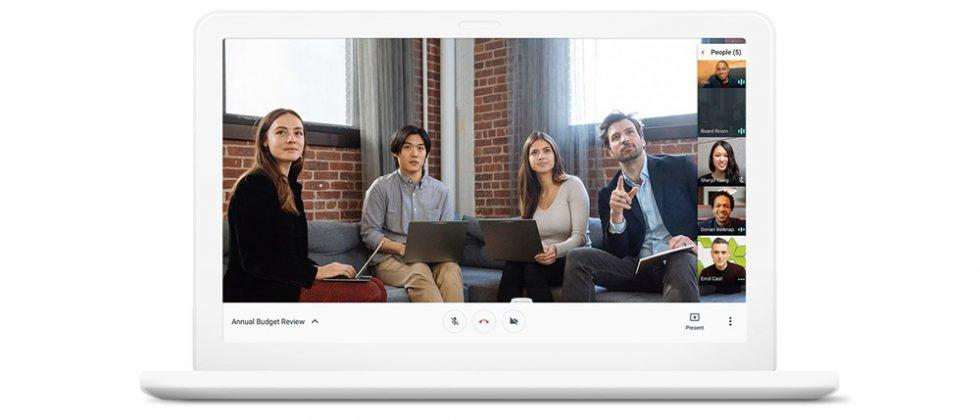 Google Hangouts overhaul splits service into 'Meet' and 'Chat' products