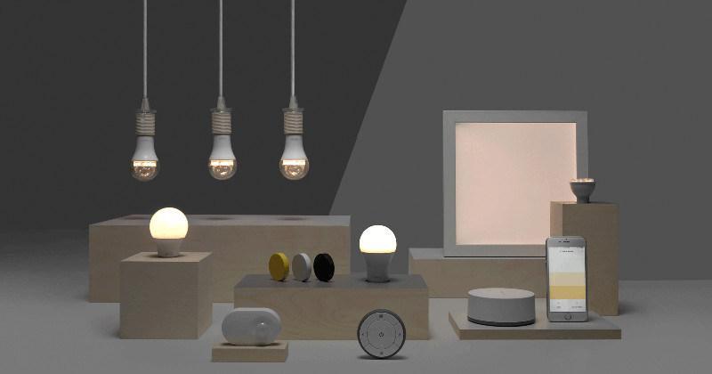 Ikea Smart Lighting Gets Alexa Google