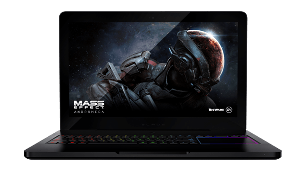 Razer Blade Pro refresh is a THX certified, GTX 1080 beast