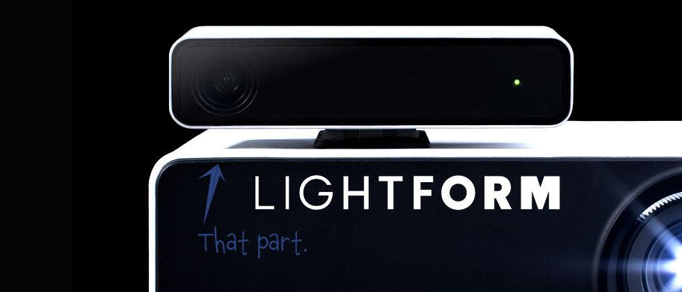What is Lightform? A Projected Augmented Reality device for everyone