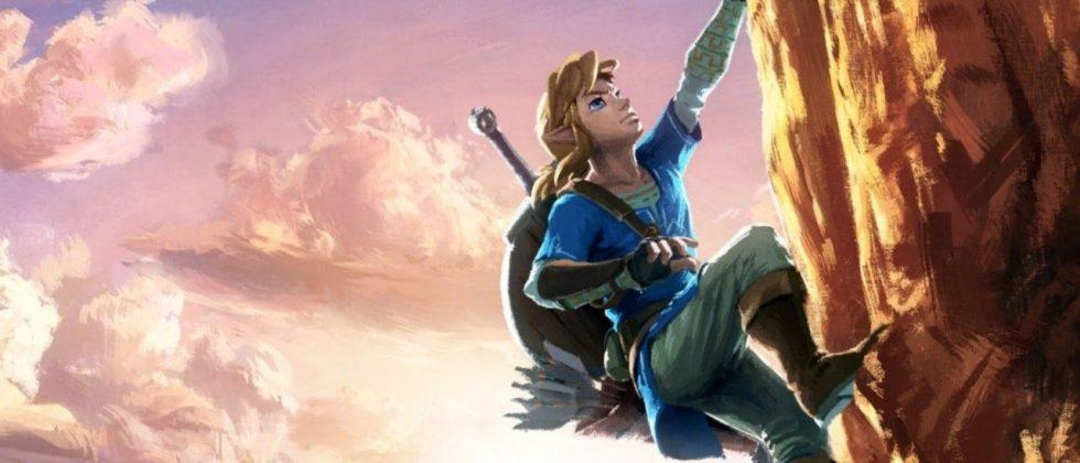 Watch Nintendo's new Zelda: Breath of the Wild behind the scenes series here