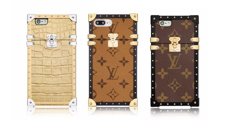 """Louis Vuitton """"Eye-Trunk"""" iPhone 7 cases will make your wallet cry"""
