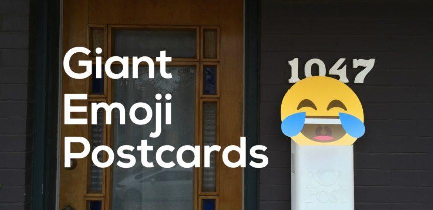 Now you can send someone a giant emoji telegram