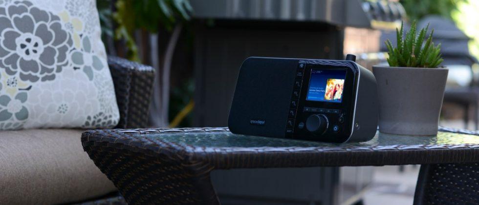 Grace Digital's Mondo+ radio has Chromecast built-in