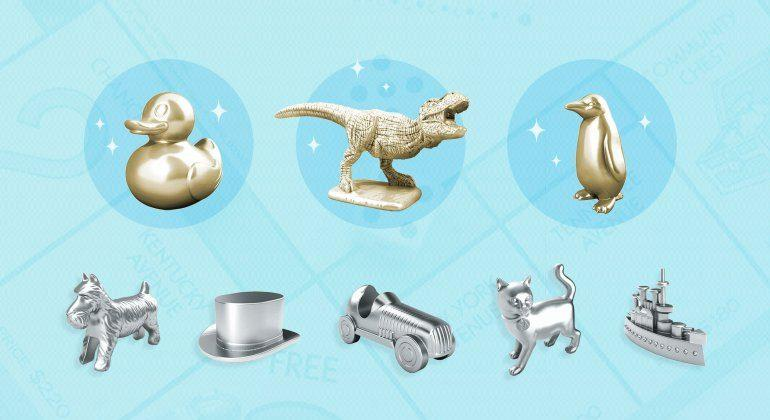 Here are the three new Monopoly tokens coming later this year