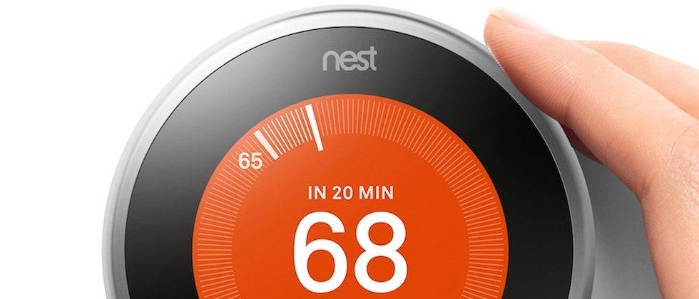 Cheaper Nest thermostat tipped plus Nest alarm system