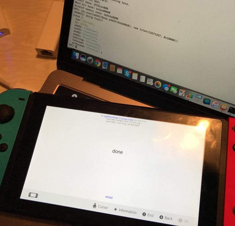The Nintendo Switch has already been hacked somewhat - SlashGear