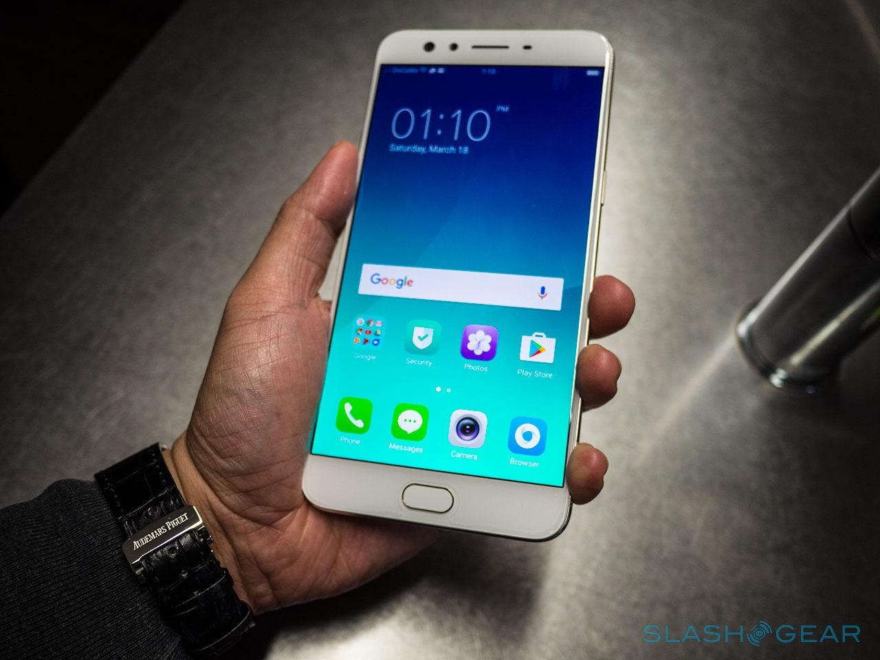 OPPO F3 Plus Review - SlashGear