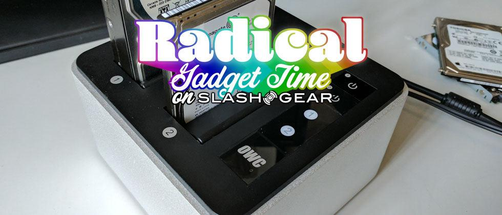Radical Gadget Time: OWC Drive Dock