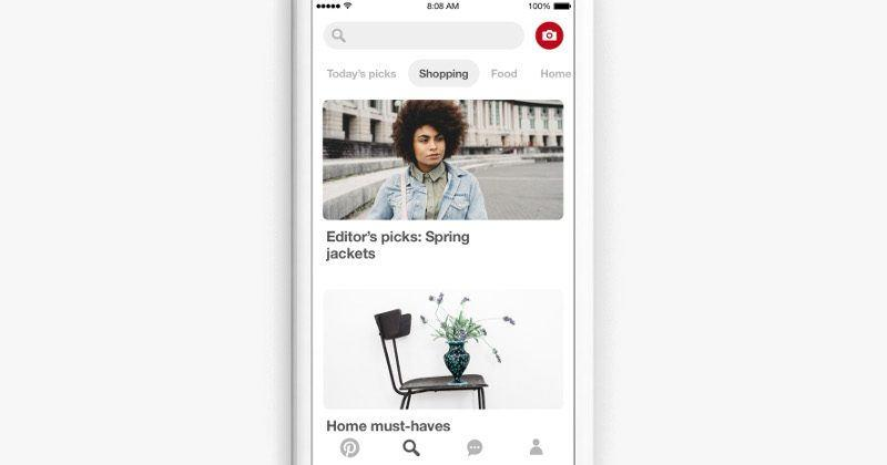 Pinterest Lens beta goes live for everyone in the US