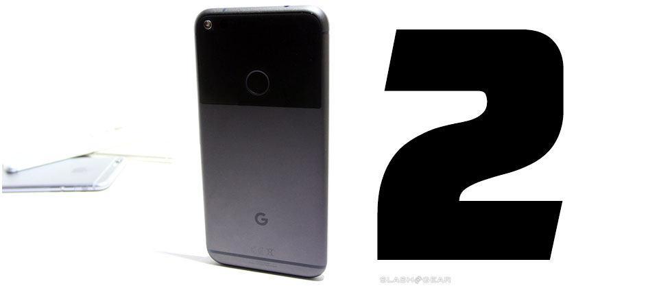 Google Pixel 2 detail releases hit the leak valve