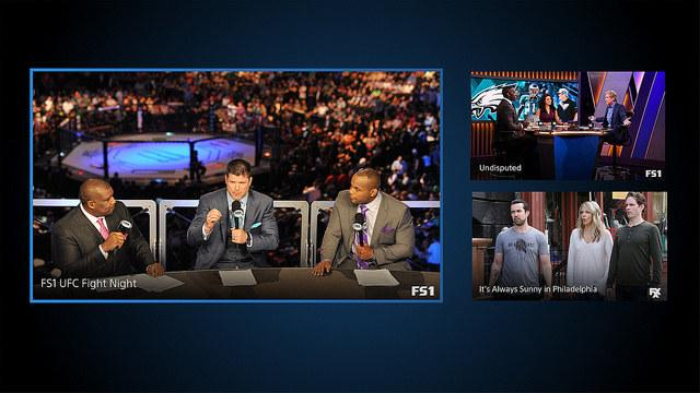 PlayStation Vue now lets you watch multiple channels at once on PS4