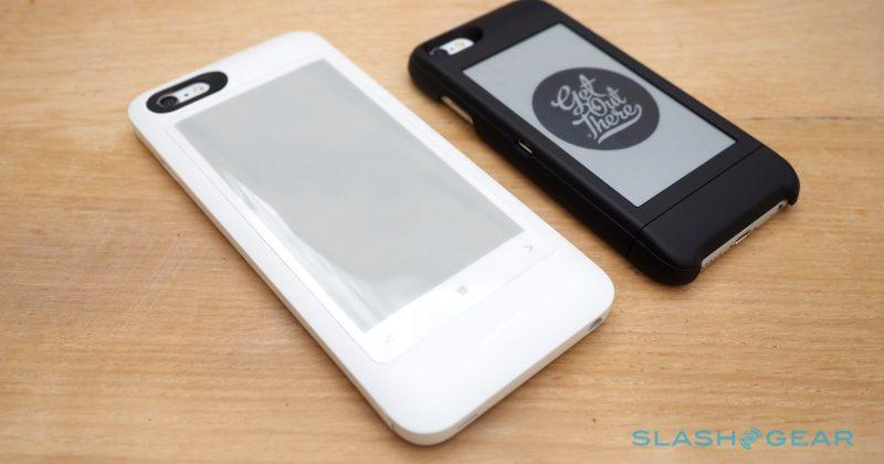 popSLATE 2 iPhone e-ink case is no more, no refunds possible