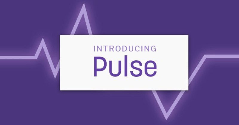 Pulse is Twitch's own brand of Twitter