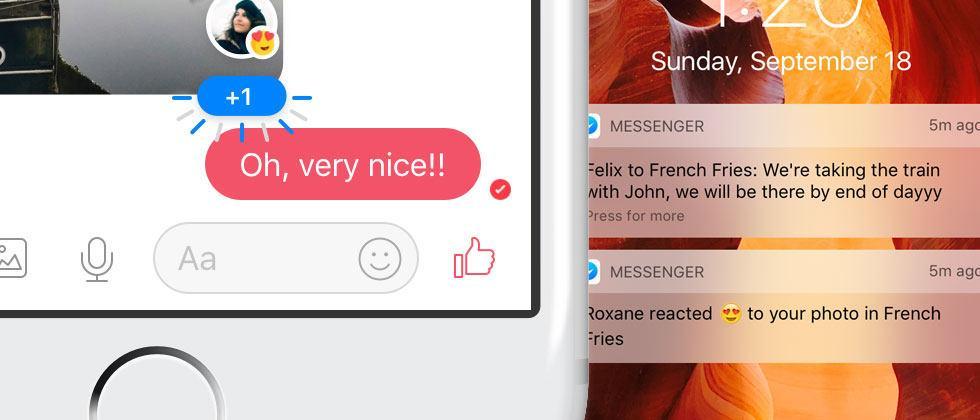 Facebook Messenger update changes how I chat [APK download] - SlashGear