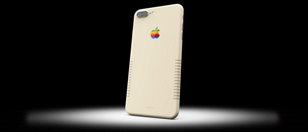 ColorWare iPhone 7 Plus Retro Edition brings back vintage look